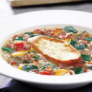 5 fall soups packed with produce