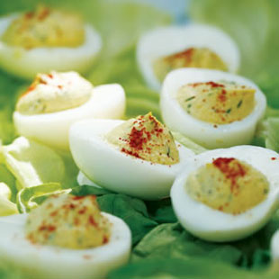 Devilishly delicious eggs made healthy