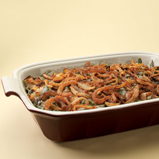 Green bean casserole turns 55—time for a makeover?