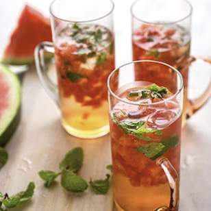 Watermelon Rosé Sangria Recipe