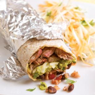 Steak Burritos for Two Recipe