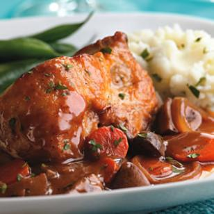 Quick Coq au Vin Recipe