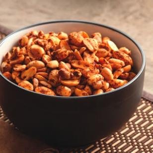 Chile-Lime Peanuts
