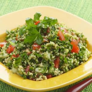 Parsley Tabbouleh