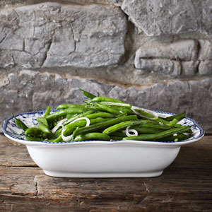 Sweet & Sour Green Beans Recipe