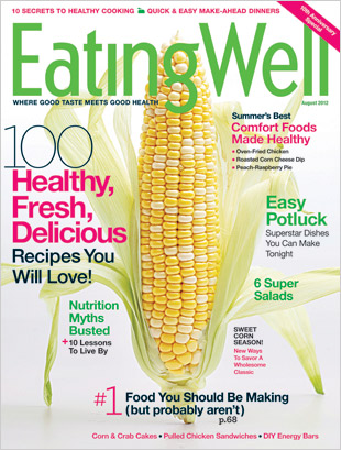 Eating Well July/August 2016 Summer! 50 Easy Recipes